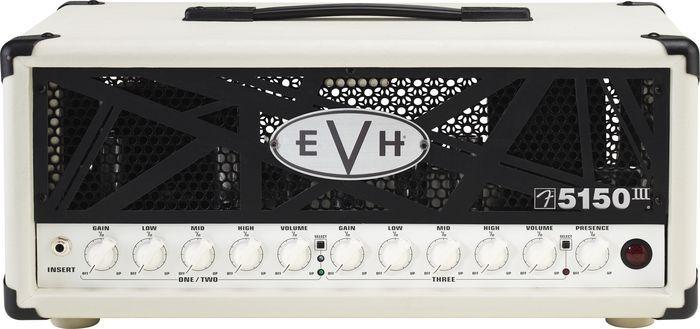 evh 5150 iii 50 watt head ivory. Black Bedroom Furniture Sets. Home Design Ideas