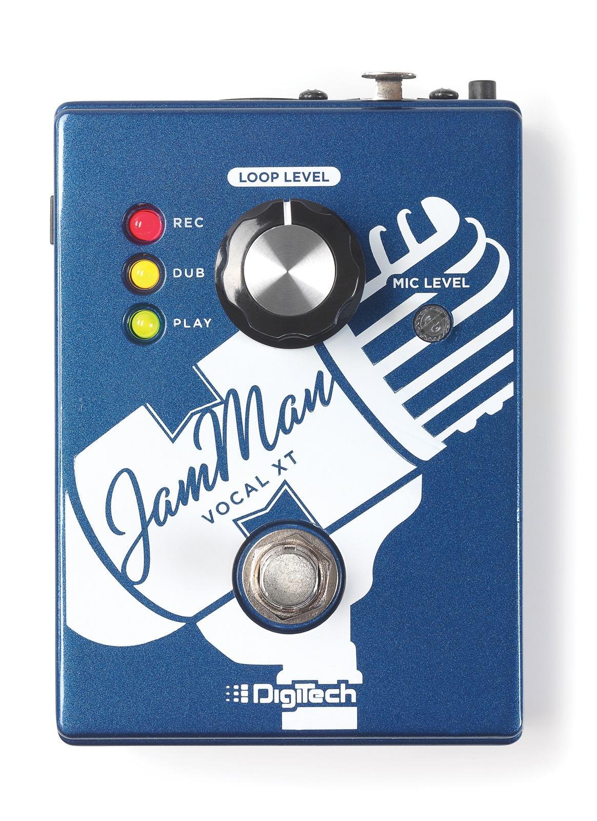 Digitech JamMan Vocal XT Looper Pedal