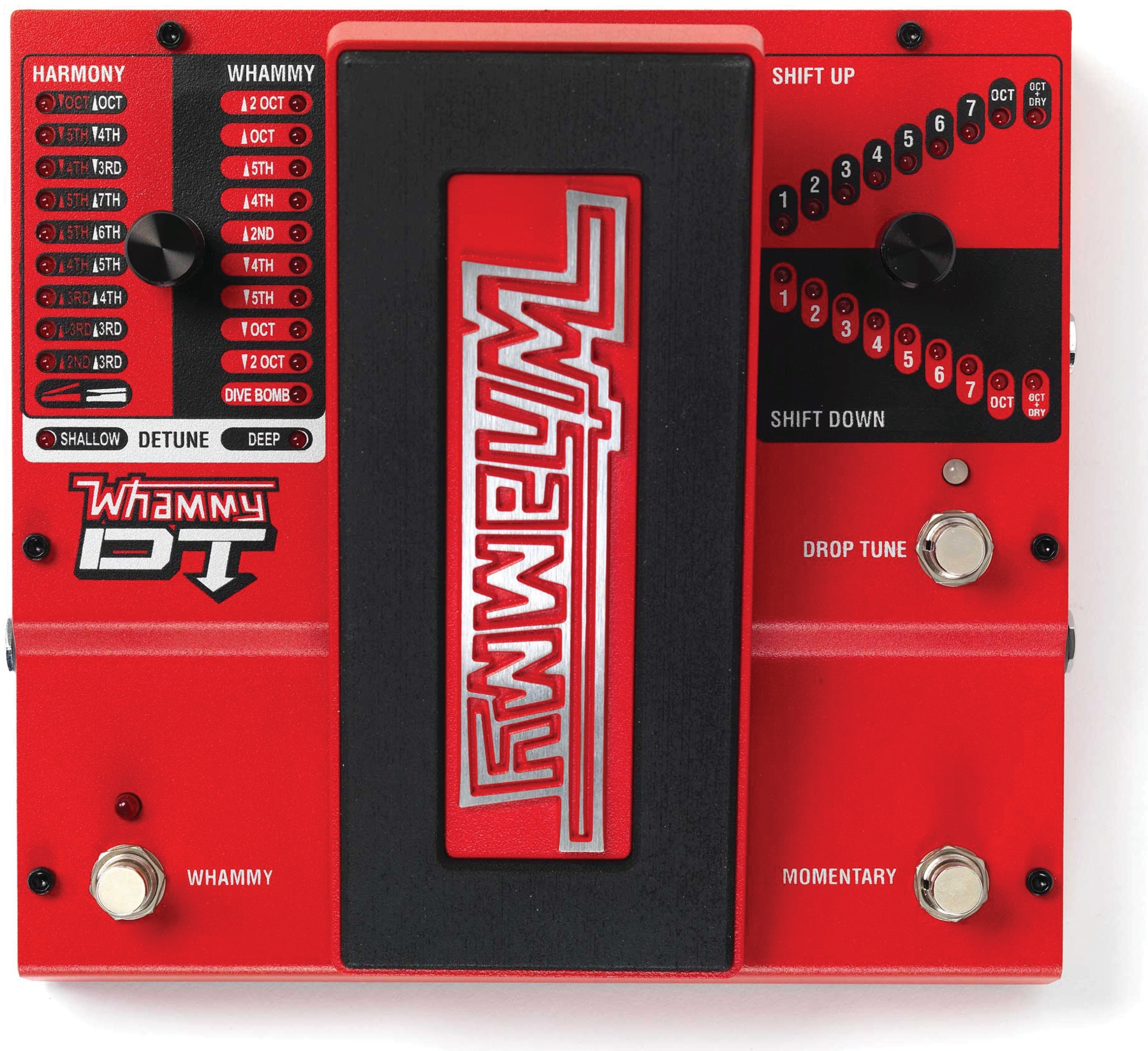 DigiTech Whammy DT Drop Tune Pedal