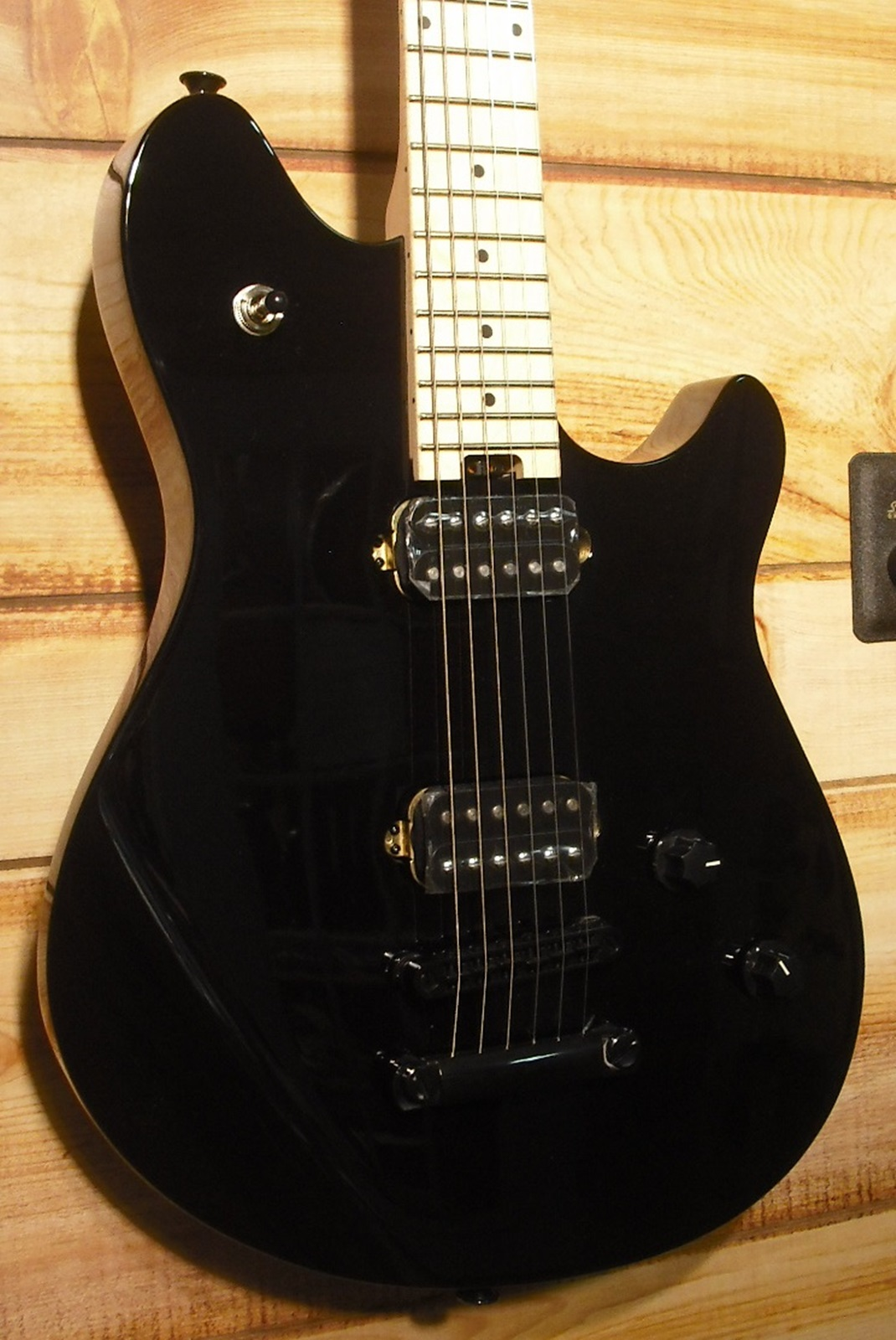 63fa1d6c77e EVH Wolfgang® WG-T Standard Maple Fingerboard Electric Guitar ...