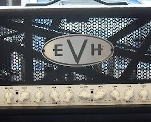 EVH® 5150 III Amp Head 100 Watts All Tube Black