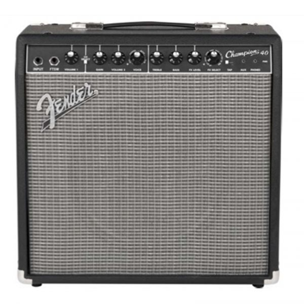 Fender® Champion 40 Guitar Combo Amp 40 Watts