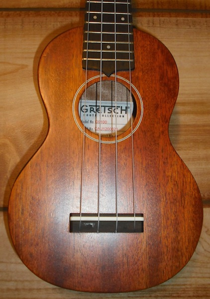 grestch g9100 soprano standard ukulele w gigbag. Black Bedroom Furniture Sets. Home Design Ideas