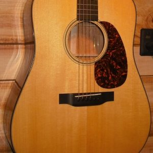 Martin D 18 Acoustic Guitar w/Case