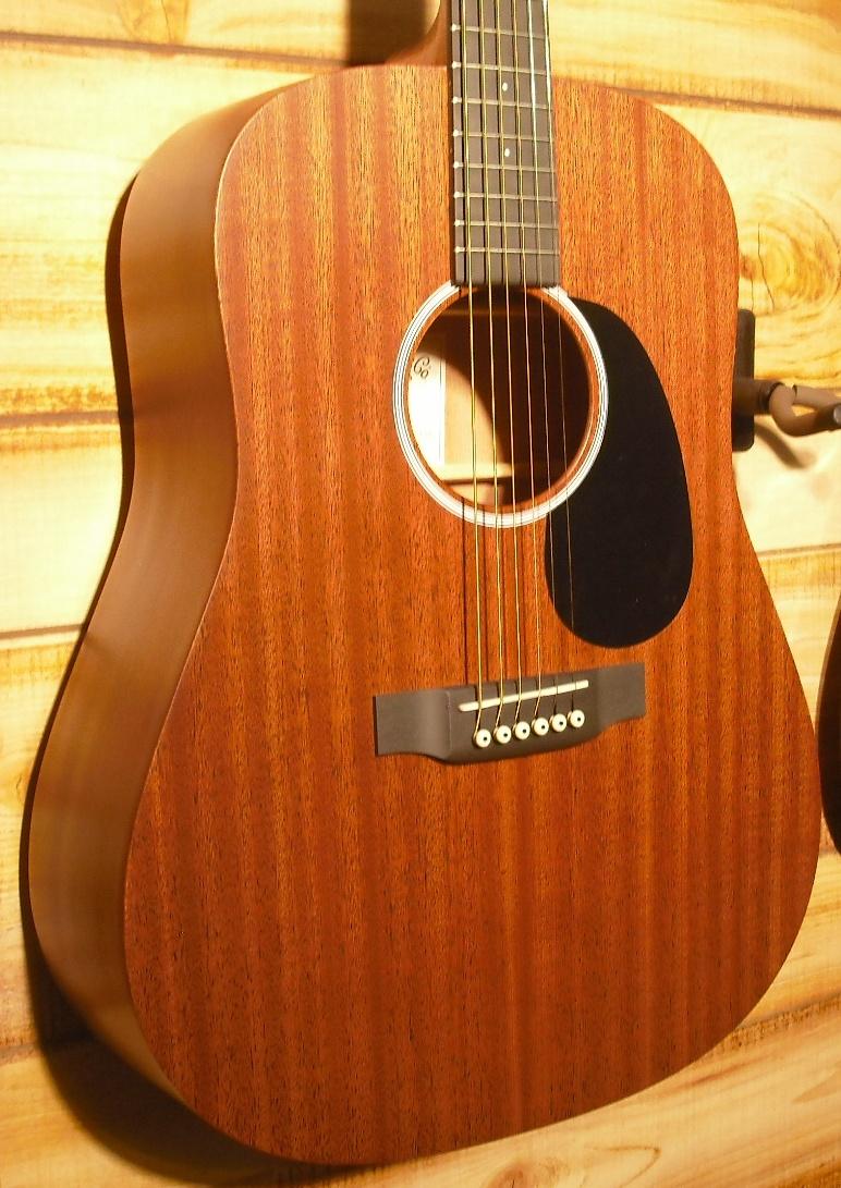 Martin DRS1 Acoustic-Electric Guitar Solid Sapele w/Case