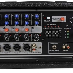 Peavey PVi 5300 Powered Mixer 5 Channel