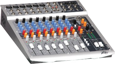 Peavey PV10 USB 10 Channel Reference Quality Mixer