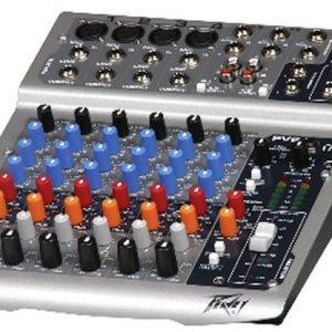 Peavey PV8 8 Channel Reference Quality Mixer