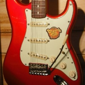 Squier® Classic Vibe 50s Stratocaster® Fiesta Red Rosewood Fretboard