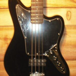 Squier® Vintage Modified Jaguar Special HB Bass Black