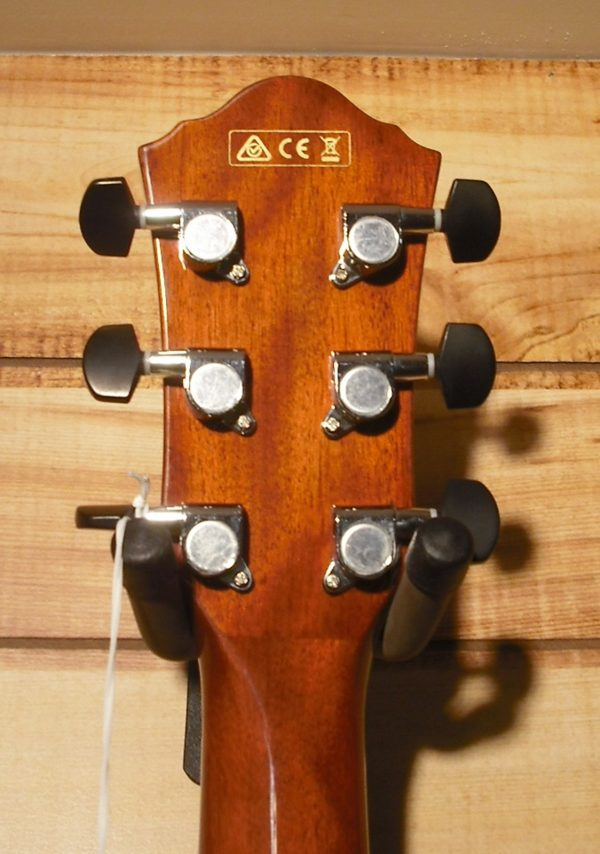 Ibanez AEW22CD Acoustic Electric Guitar Natural High Gloss