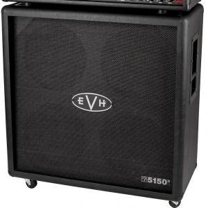 EVH® Limited Edition 5150 III 100S Stealth 4x12 Straight Guitar Cab Black