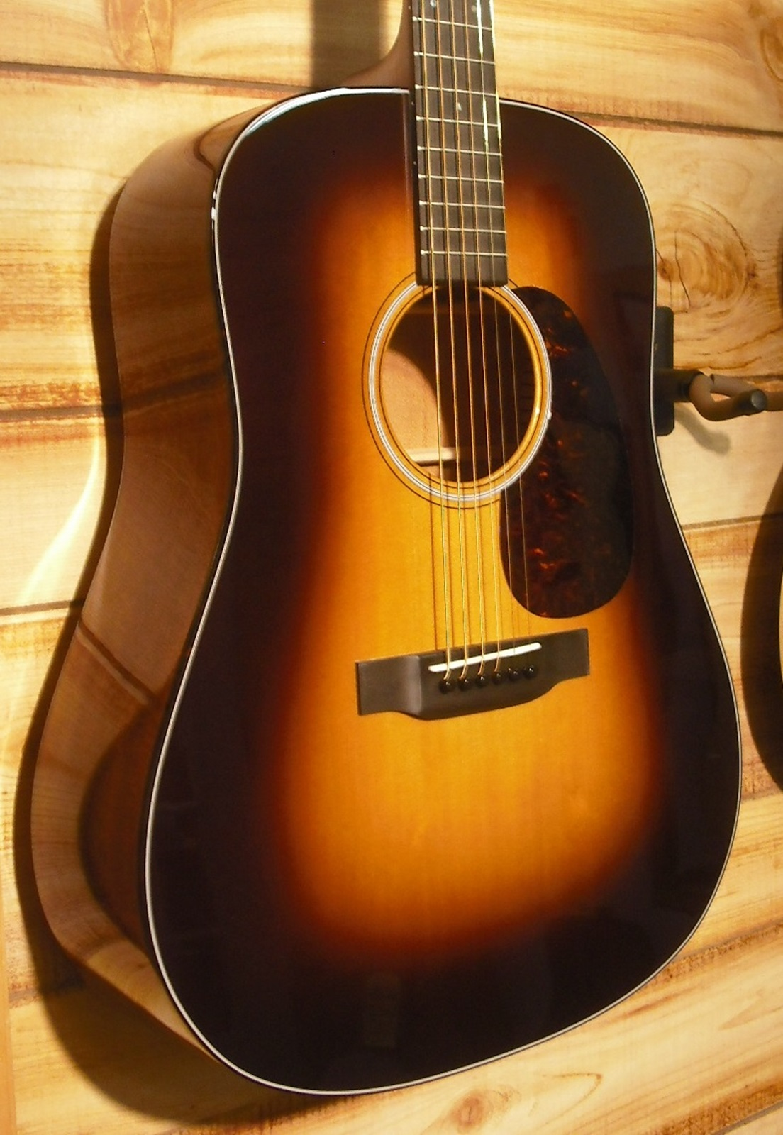Martin® D-18 1935 Sunburst Dreadnought Acoustic Guitar w/Case
