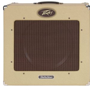 "Peavey Delta Blues II 115 30 Watt 1x15"" Guitar Combo Amplifier"