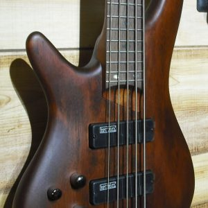 Ibanez SR505L 5 String Electric Bass Brown Mahogany Left Handed