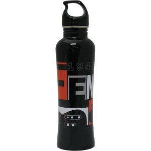 Fender 24 oz. Stainless Steel Travel Water Bottle