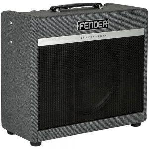 Fender® Bassbreaker 15 15-Watt Tube Combo Amplifier