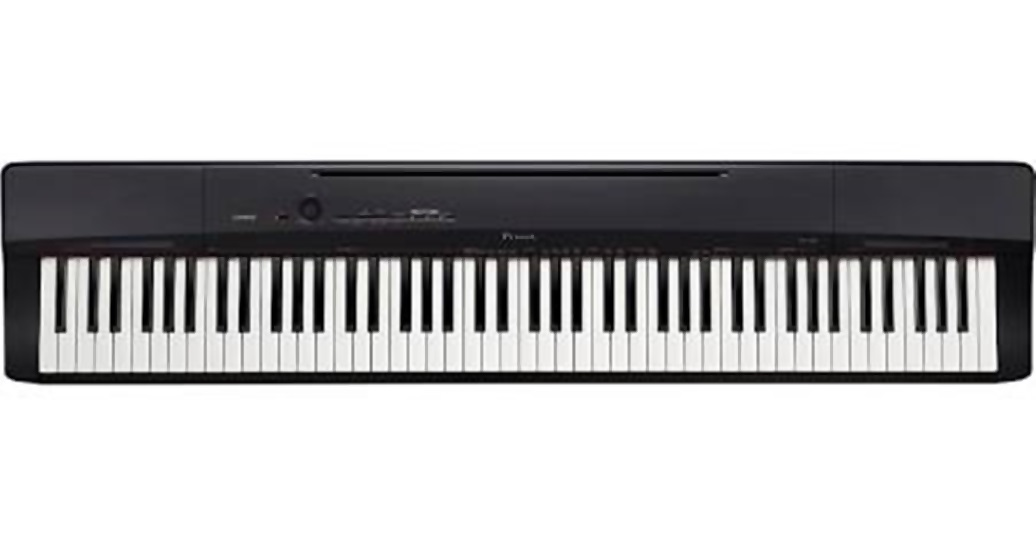 Casio PX-160 Privia 88 Key Digital Keyboard Black