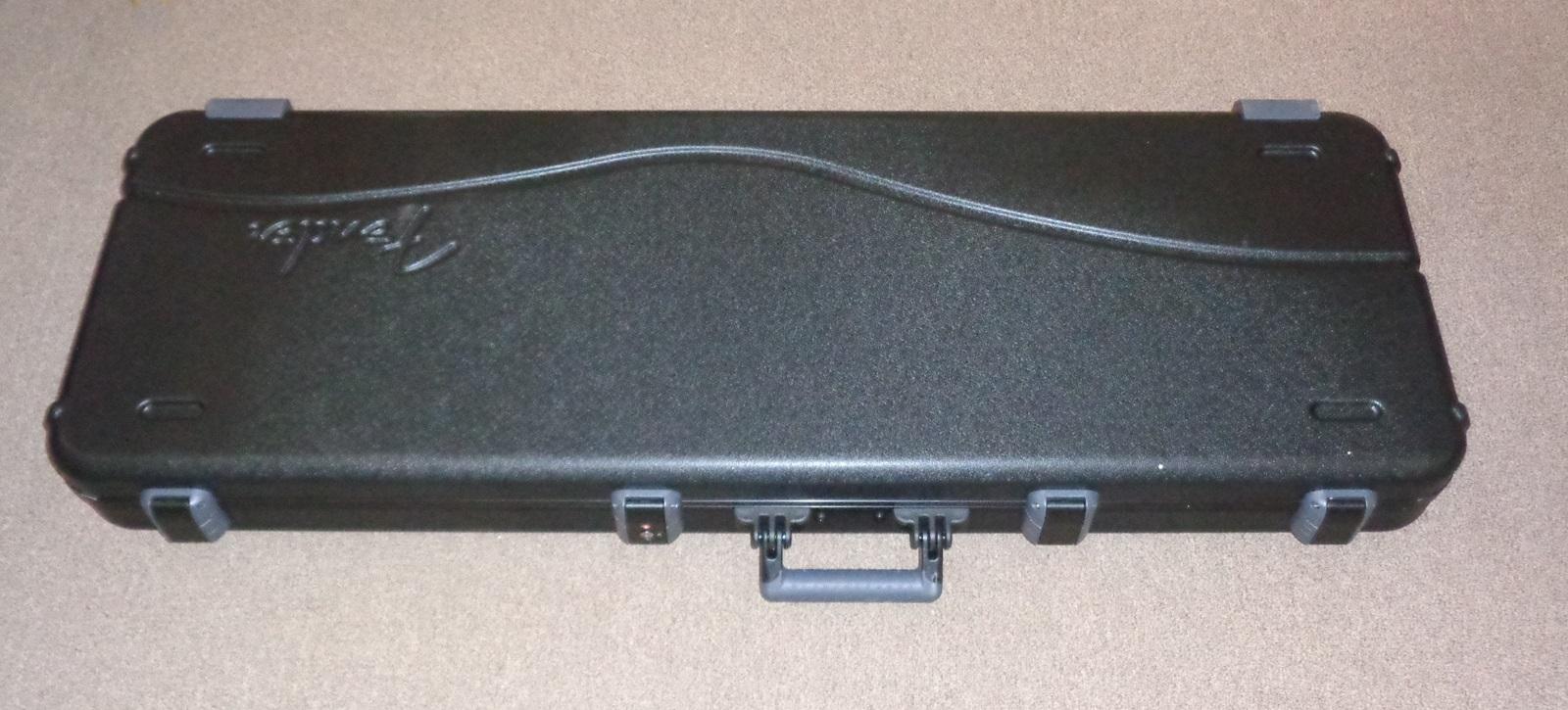 Fender American Elite Jazz Bass V Maple Fingerboard Tobacco Burst 3 Way Switch W Case