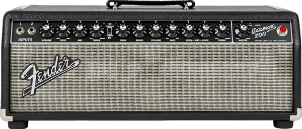 Fender® Bassman 800 Bass Amplifier Head
