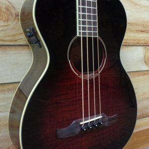 Fender® T-Bucket 300E Grand Concert Acoustic Electric Bass Trans Cherry Burst