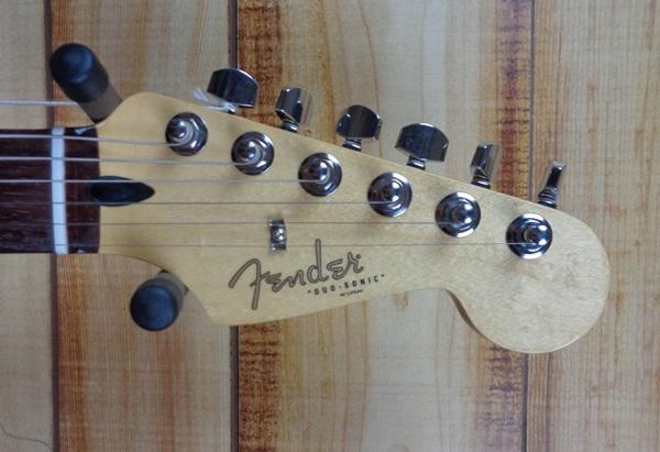 fender duo sonic hs rosewood fingerboard electric guitar surf green. Black Bedroom Furniture Sets. Home Design Ideas