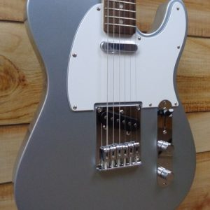 Squier® Affinity Telecaster Rosewood Fingerboard Electric Guitar Slick Silver