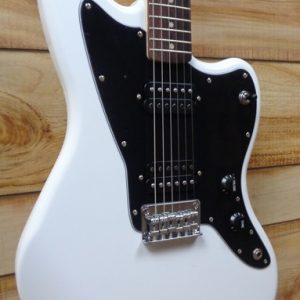 Squier® Affinity Jazzmaster® HH Rosewood Fingerboard Arctic White