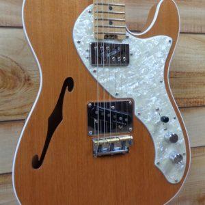2017 Fender® Limited Edition American Elite Mahogany Tele® Thinline w/Case