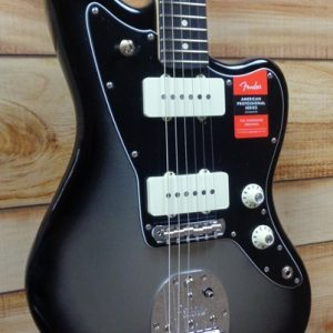 2017 Fender® Ltd Ed American Professional Jazzmaster® Silverburst w/Case