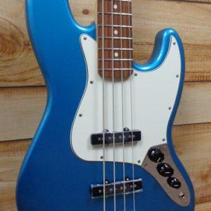 Fender® Standard Jazz Bass® Pau Ferro Fingerboard Lake Placid Blue