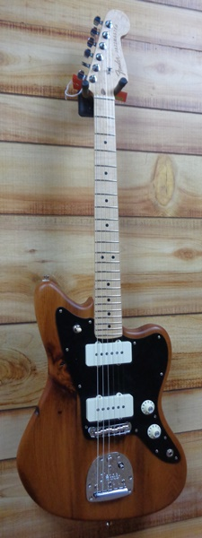2017 Fender® Limited Edition American Professional Pine Jazzmaster® w/Case