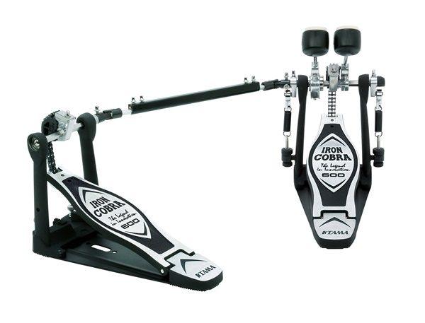 Tama HP600DTW Iron Cobra 600 Double Bass Drum Pedal