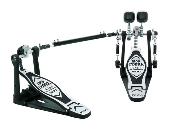 tama hp600dtw iron cobra 600 double bass drum pedal. Black Bedroom Furniture Sets. Home Design Ideas