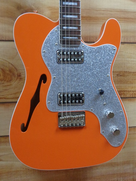 fender limited edition telecaster thinline super deluxe