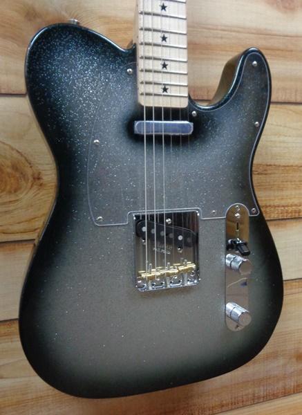 Fender Custom Shop Alan Hamel Founders Design Sparkle Telecaster® w/Case
