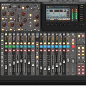 Behringer X32 Compact 40 Input, 25 Bus Digital Mixer